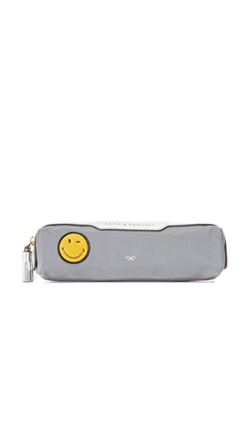 Anya Hindmarch Pens & Pencils Wink Pouch
