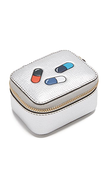 Anya Hindmarch Pills Jewelry Box