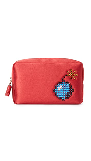 Anya Hindmarch Bomb Make Up Pouch