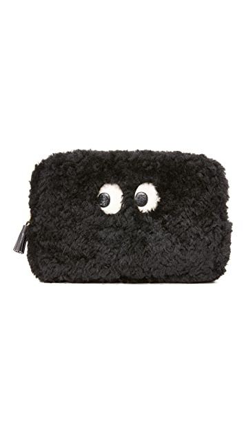 Anya Hindmarch Ghost Make Up Pouch