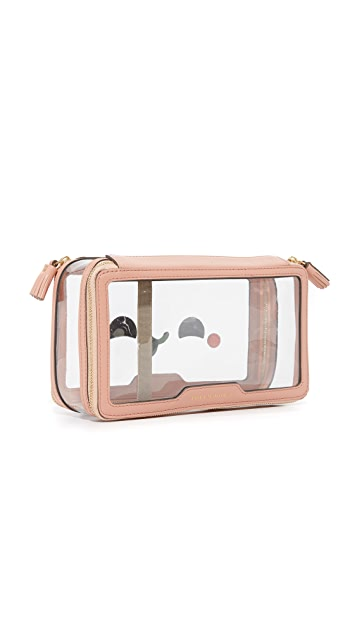 Anya Hindmarch Inflight Kawaii Yum Pouch