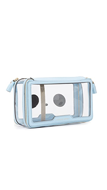 Anya Hindmarch Inflight Kawaii Panda Pouch