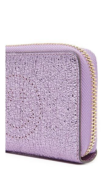 Anya Hindmarch Smiley Small Wallet