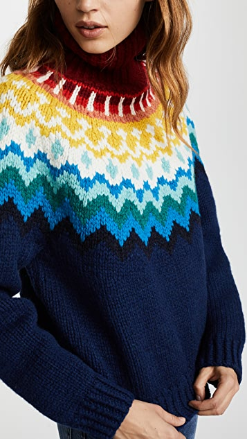 Anya Hindmarch Hand Knit Sweater