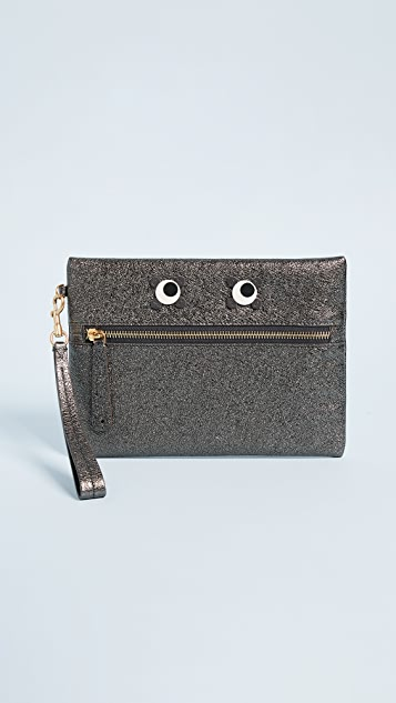 Anya Hindmarch Circulus Eyes Pouch