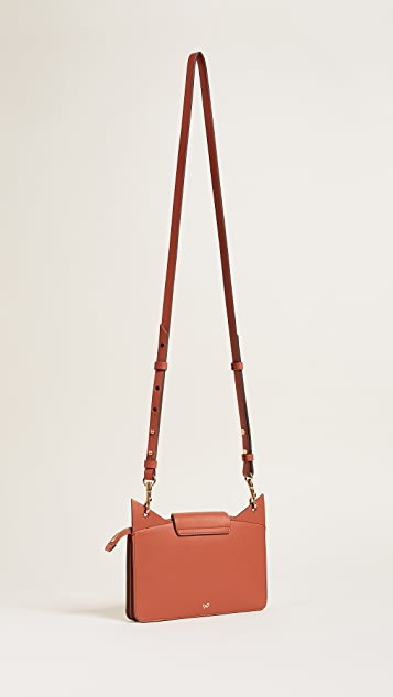 Anya Hindmarch Fox Cross Body Bag