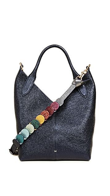 Anya Hindmarch Bucket Bag with Small Circles