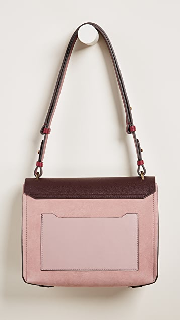 Anya Hindmarch Bathurst Mini Satchel with Circulus Lock