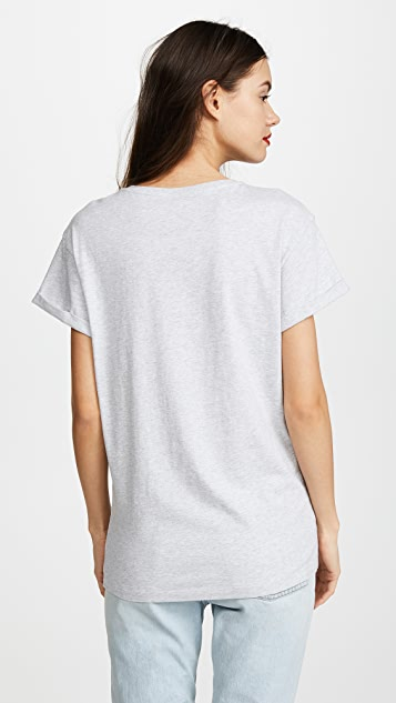 Anya Hindmarch Diamante Rainbow T-Shirt