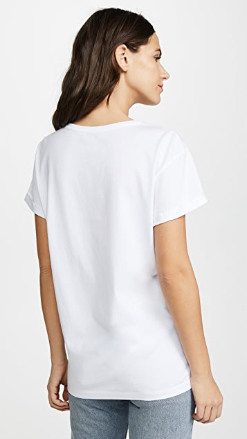 Anya Hindmarch Diamante Eyes T-Shirt