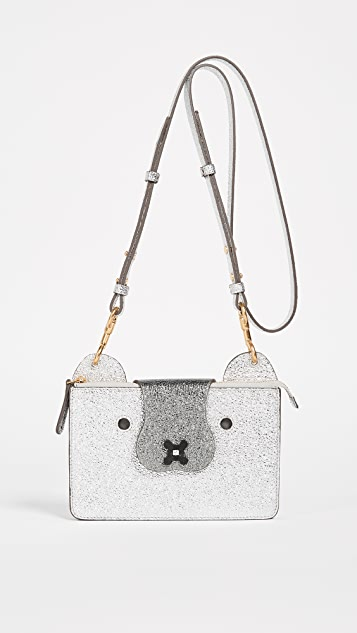 Anya Hindmarch Husky Cross Body Pouch