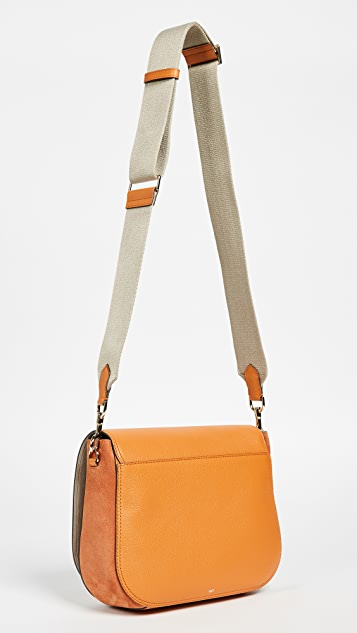 Anya Hindmarch Ebury Smiley Satchel