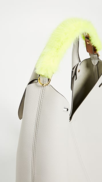 Anya Hindmarch Small Mink Build a Bag