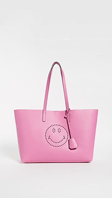 Anya Hindmarch Ebury Smiley Shopper
