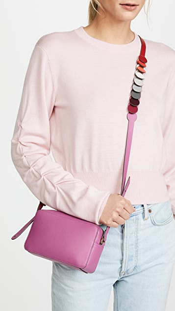 Anya Hindmarch Mini Circle Cross Body Bag