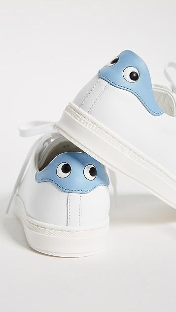 Anya Hindmarch Eyes Tennis Shoes