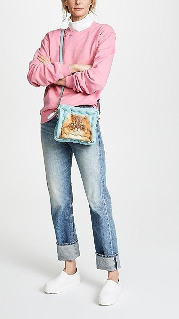 Anya Hindmarch Chubby Cat Cross Body Bag