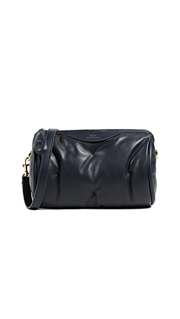 Anya Hindmarch Barrel Quilted Cross Body Bag