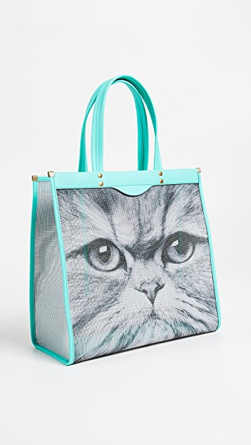Anya Hindmarch Mesh Cat Tote
