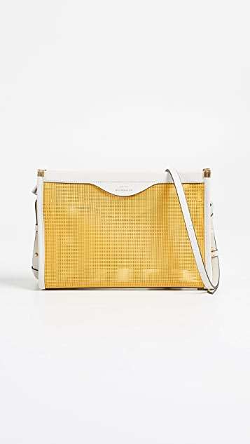 Anya Hindmarch Mesh Cross Body Pouch