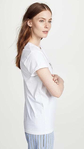 Anya Hindmarch Trust Me T-Shirt
