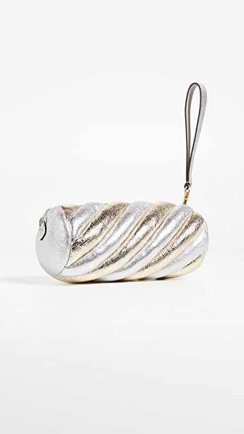 Anya Hindmarch Marshmallow Clutch