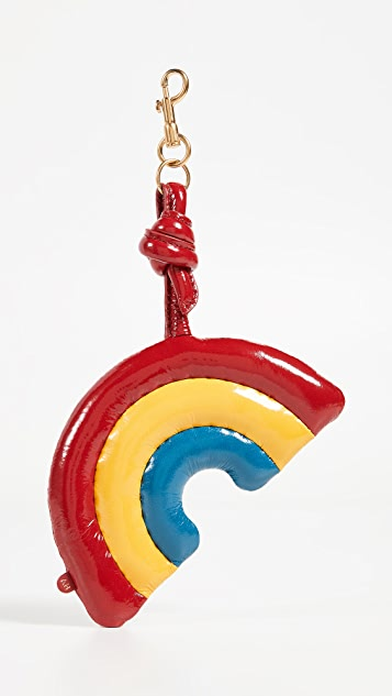 Chubby Rainbow Charm by Anya Hindmarch