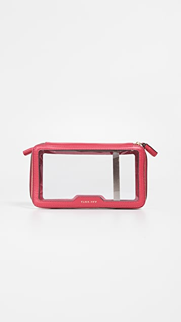 Anya Hindmarch In Flight Cosmetic Case