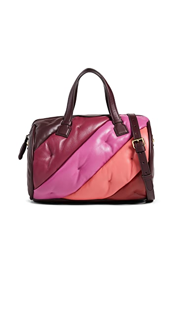 Anya Hindmarch Chubby Barrel Duffel Bag