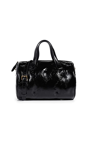 Anya Hindmarch Chubby Barrel Shoulder Bag