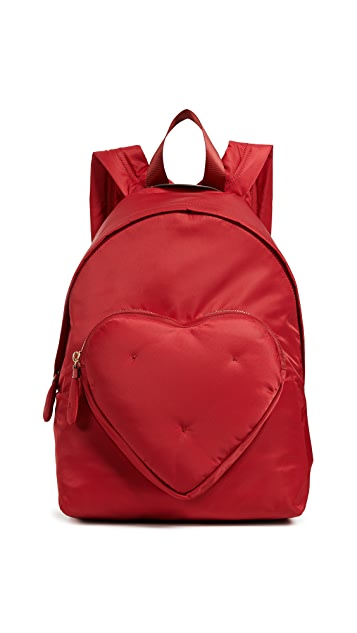 Anya Hindmarch Chubby Heart Backpack