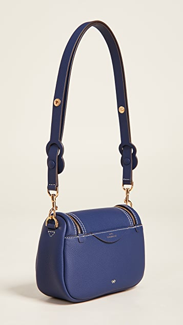 Anya Hindmarch Vera Small Soft Satchel
