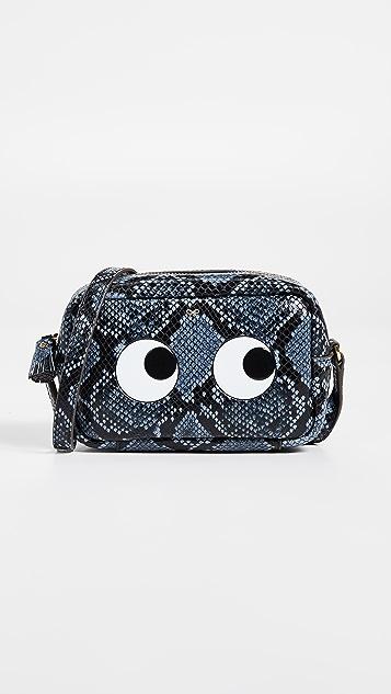 Anya Hindmarch Eyes Right Mini Crossbody Bag