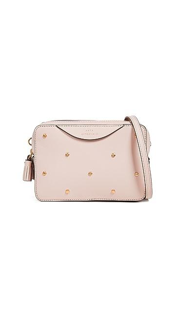 Anya Hindmarch Hexagon Double Zip Wallet Bag