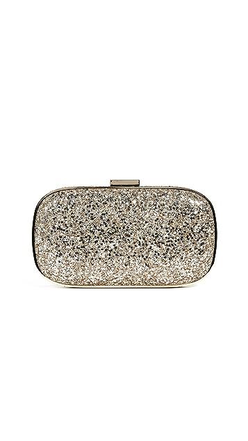 Anya Hindmarch Marano Clutch in Glitter