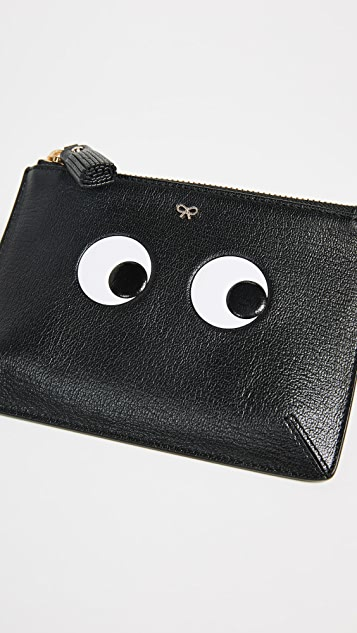 Anya Hindmarch Small Eyes Loose Pocket Pouch