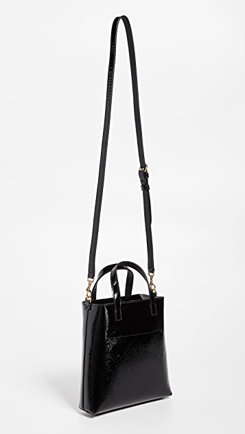 Anya Hindmarch Perforated Wink Small Tote
