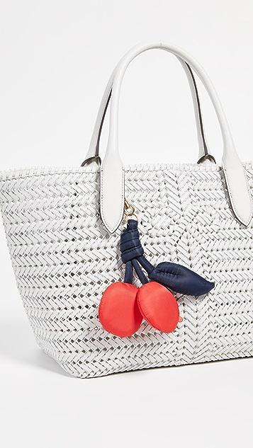 Anya Hindmarch Chubby Cherries Charm
