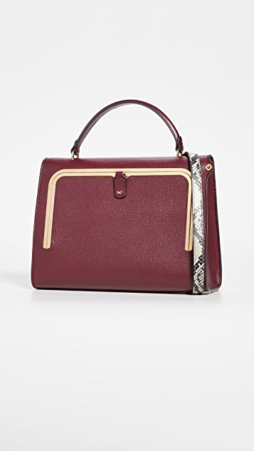 19dd65887e Anya Hindmarch Postbox Bag | SHOPBOP