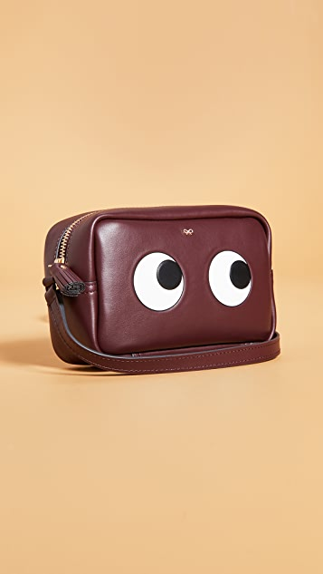 Anya Hindmarch Mini Eyes Right Crossbody