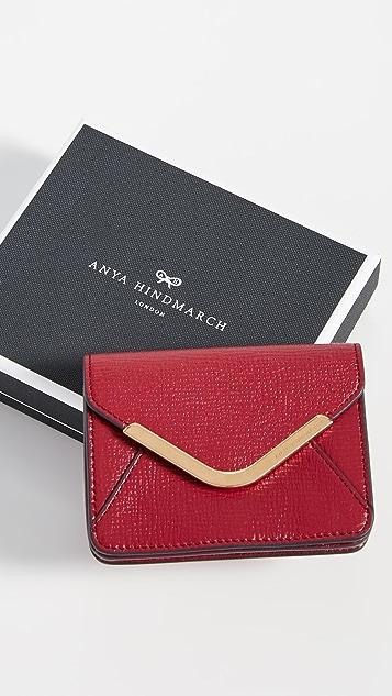 Anya Hindmarch Миниатюрный кошелек Postbox