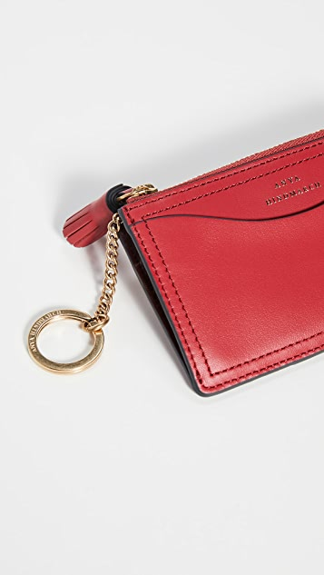 Anya Hindmarch Zip Card Case