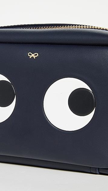 Anya Hindmarch Mini Eyes Right Crossbody