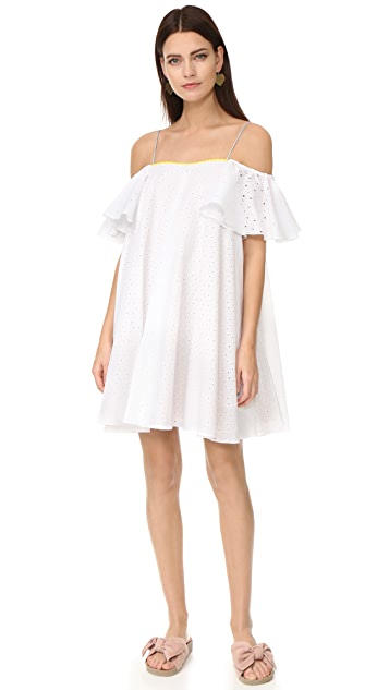 Anna October Off the Shoulder Dress