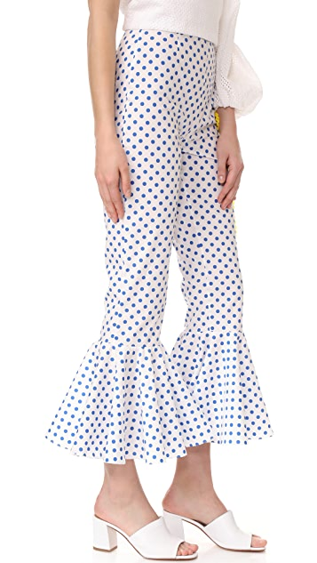 Anna October Polka Dot Pants