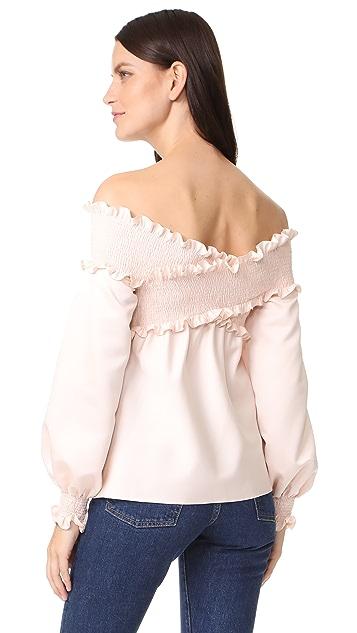Anna October Off the Shoulder Blouse