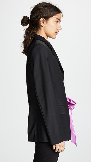 Anna October Tie Waist Blazer