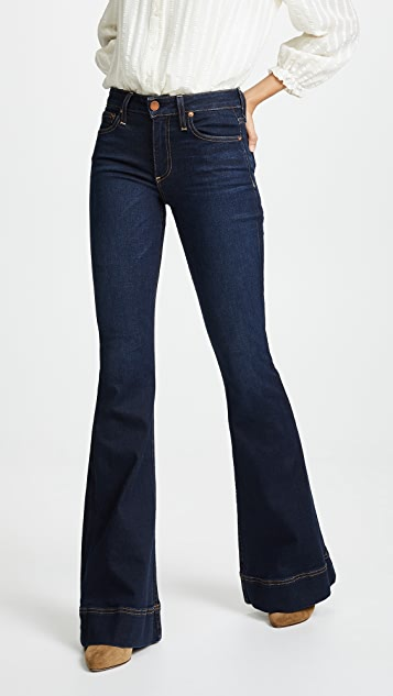 39aab312890c ALICE + OLIVIA JEANS Beautiful Bell Jeans