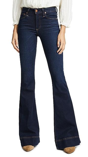 AO.LA by alice + olivia Beautiful Bell Jeans