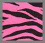 Tiger Bright Pink/Black